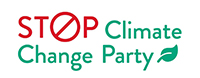 Stop Climate Change logo