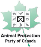 Animal Alliance Environment Voters Party of Canada logo